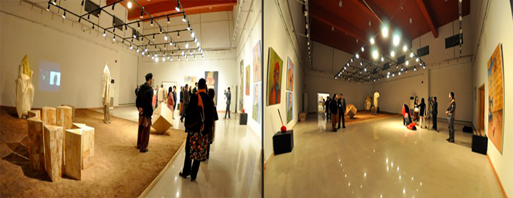 NCA Rawalpindi-Art Gallery